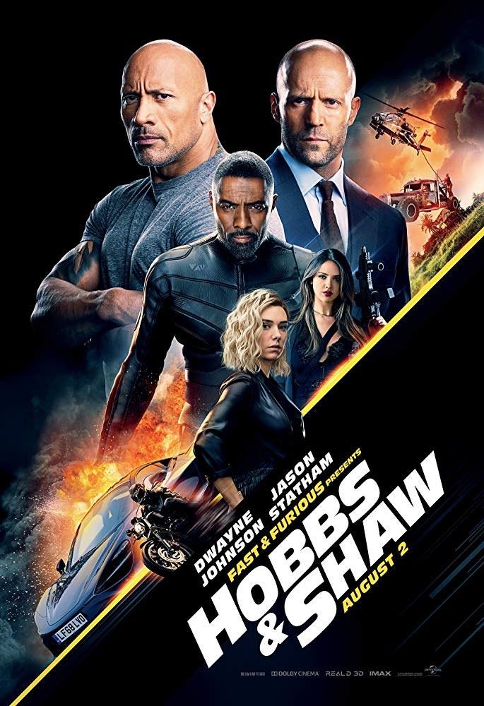 Cinema: 'Fast & Furious: Hobbs & Shaw'