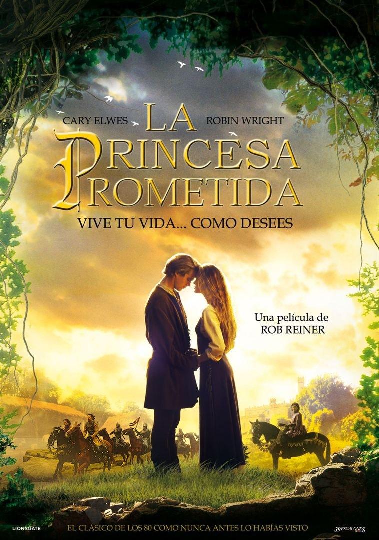 Cinema: 'La princesa prometida' (Versió en castellà)