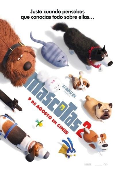 Cinema: 'Mascotas 2'