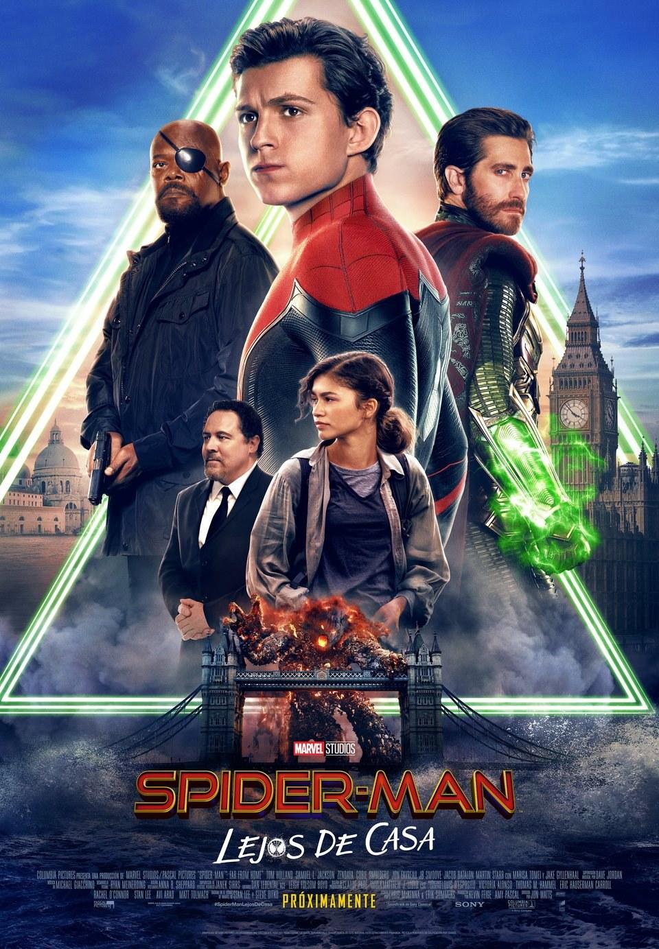 Cinema: 'Spider-Man: Lejos de casa' (Versió en castellà)