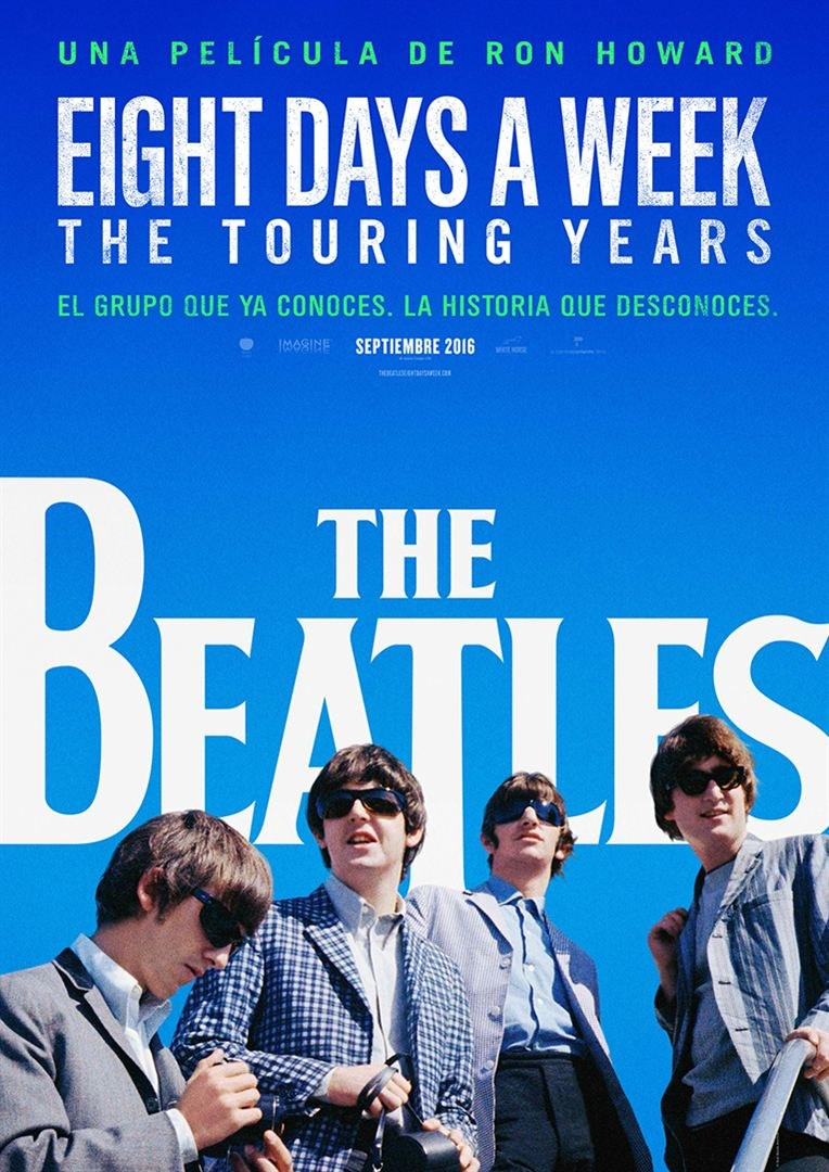 Cinema: 'The Beatles: eight days a week'