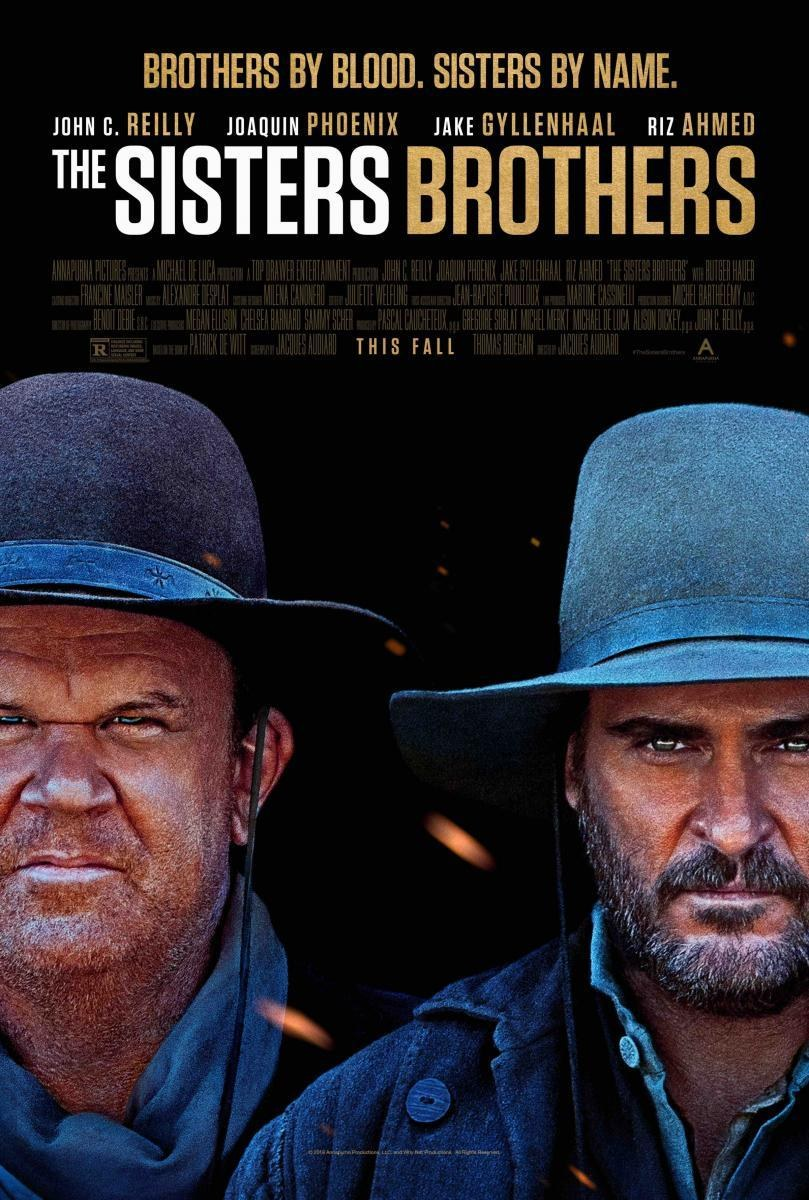 Cinema: 'The Sisters Brothers' ('Los hermanos sisters') VOS CAST.