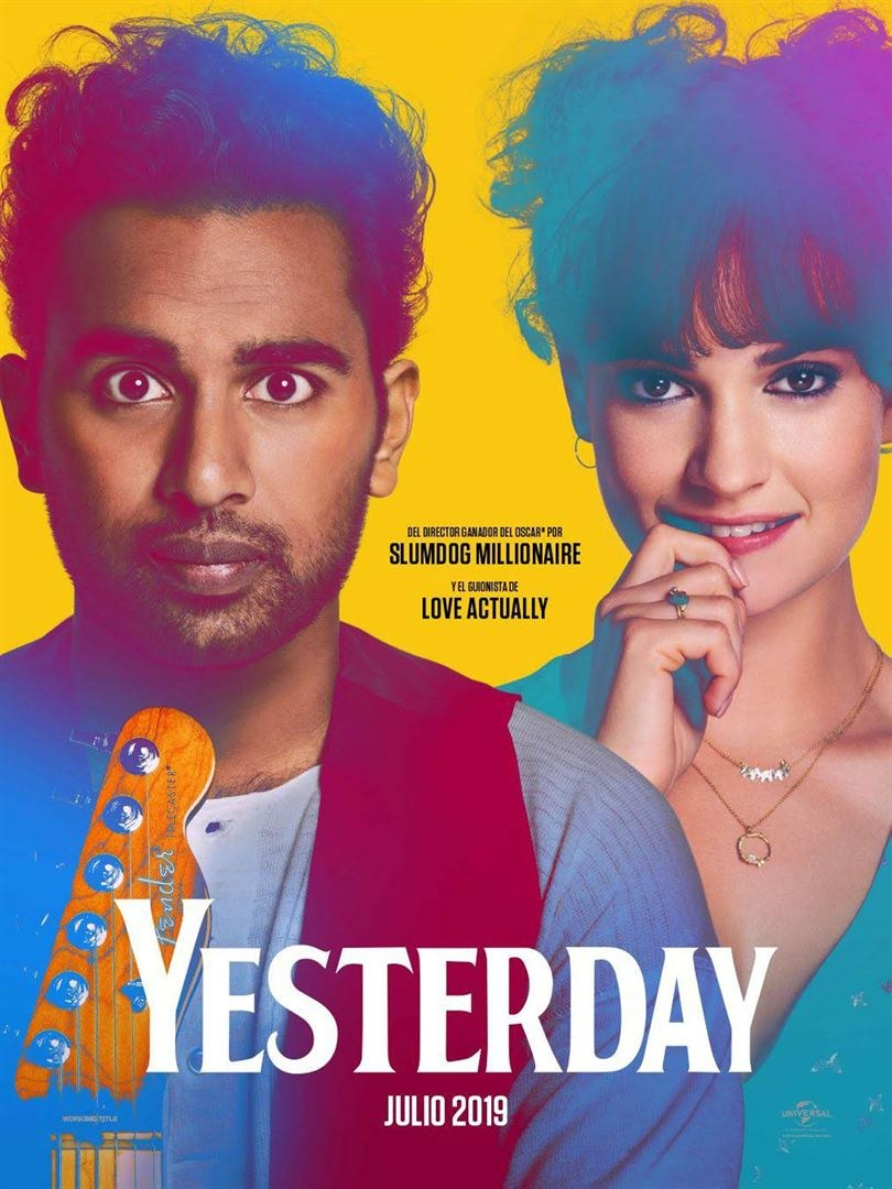 Cinema: 'Yesterday' (Versió en castellà)