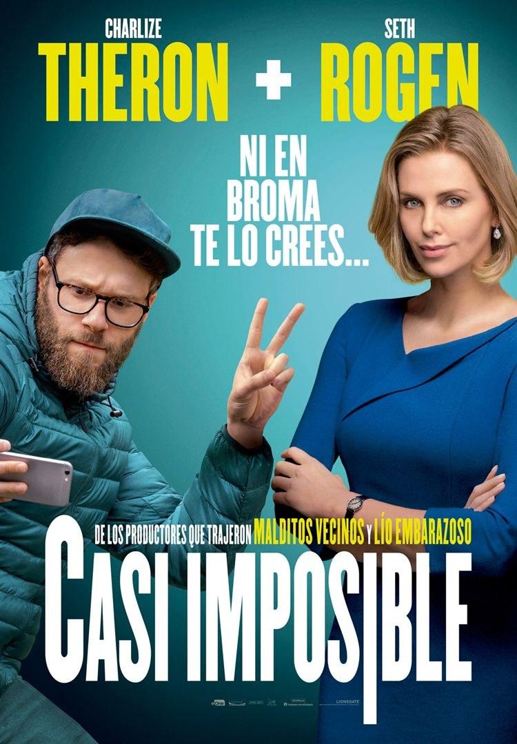 Cinema: 'Casi imposible'