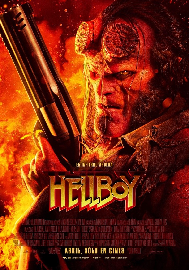 Cinema: 'Hellboy'