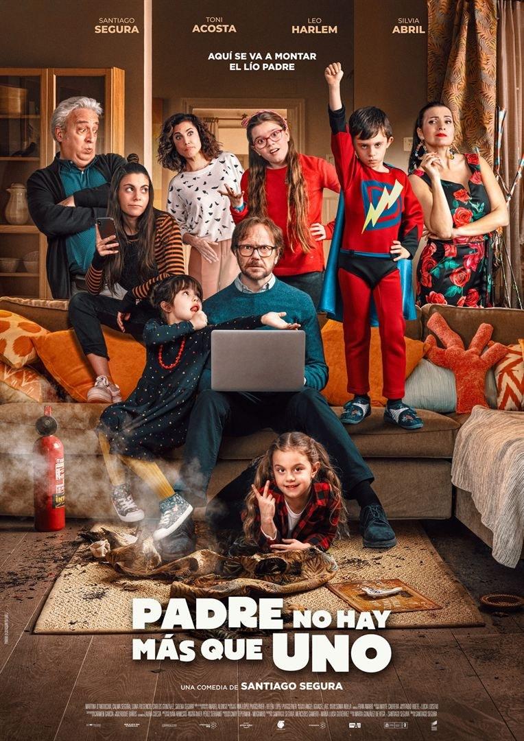 Cinema: 'Padre no hay más que uno'