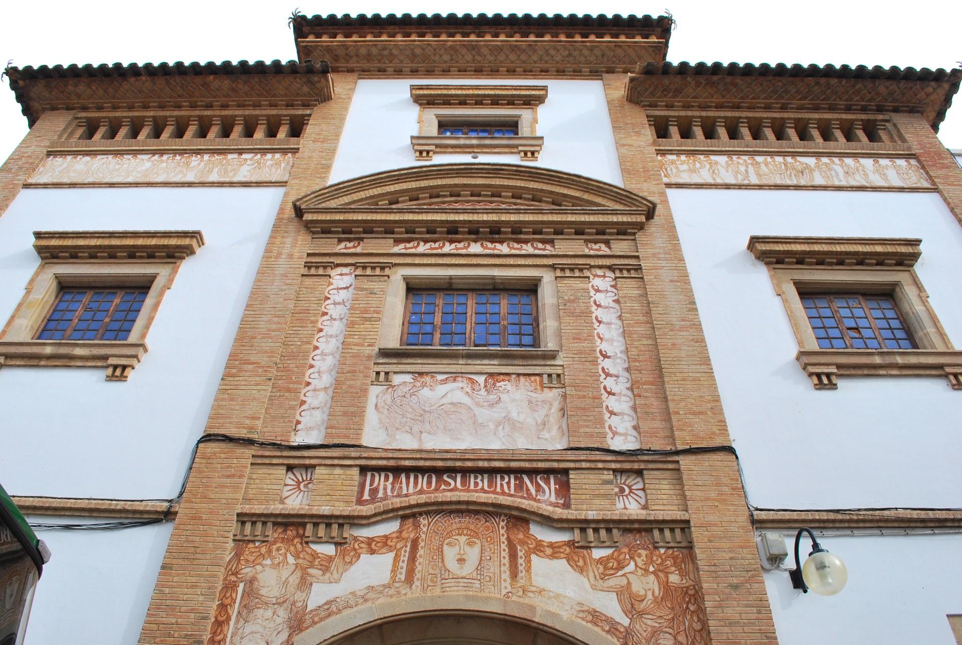Commemoració 150 anys 1869-2019 de la col·locació de la primera pedra de l'edifici del Casino Prado Suburense