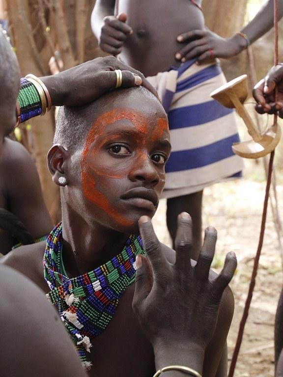 Exposició fotogràfica de Lambert Gràcia 'Viatge a Etiòpia'