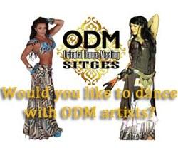 Oriental Dance Meeting a Sitges