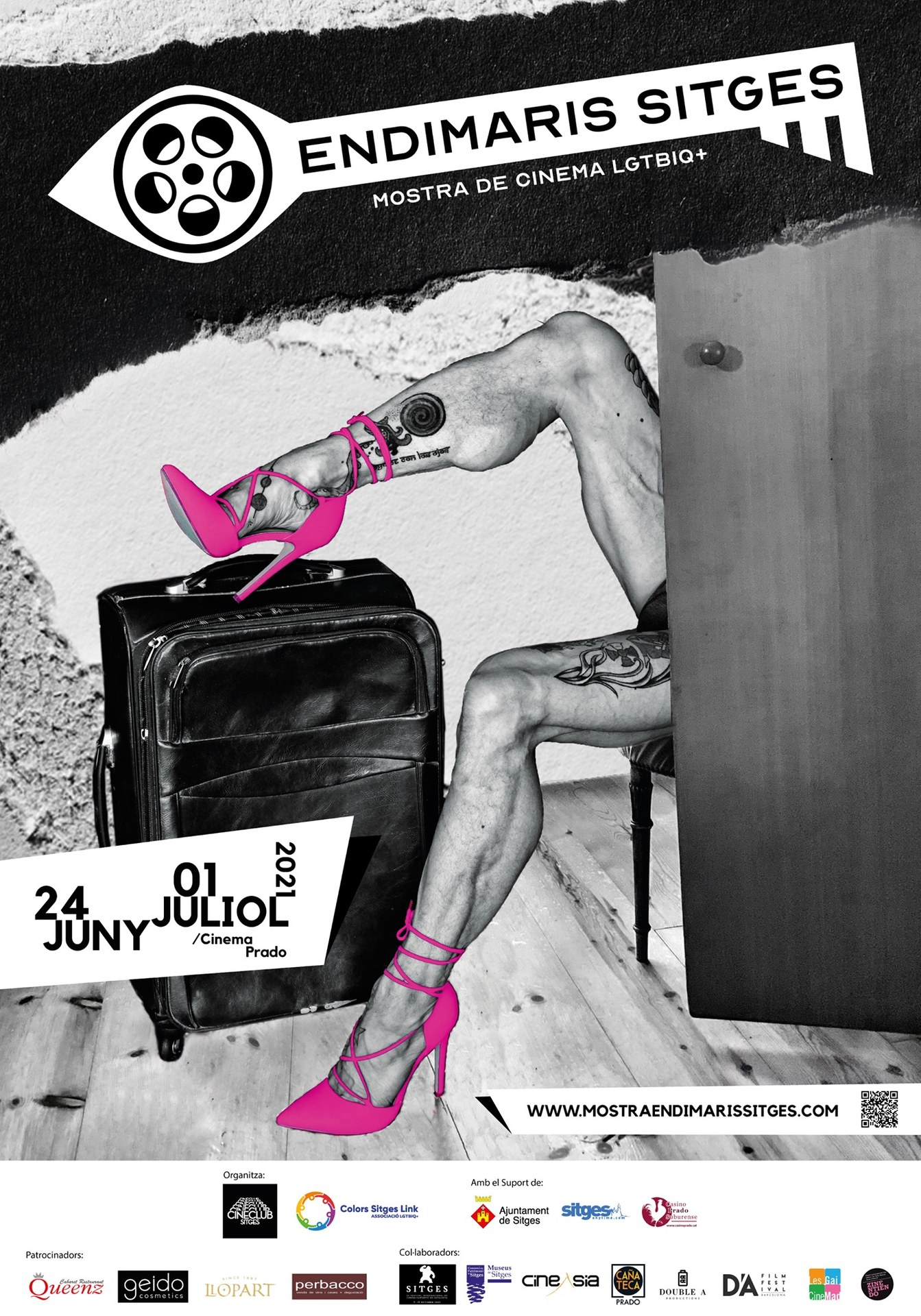 Sessió especial: '100 years in the Gay History of Sitges'