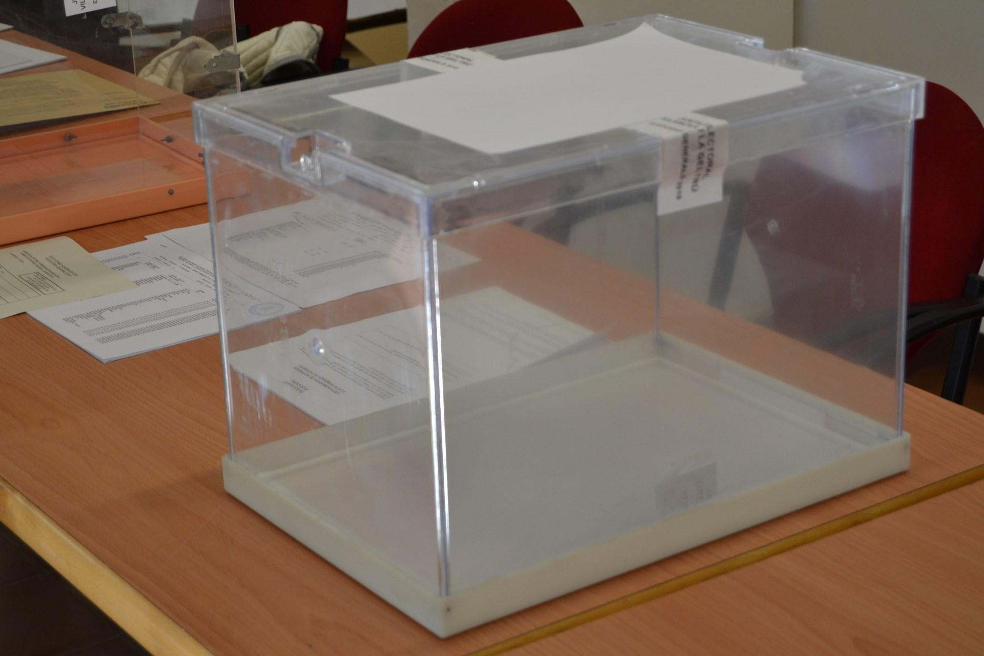A Sitges les persones que podran exercir el seu dret a vot en els comicis del proper diumenge 26 de maig són 19.748