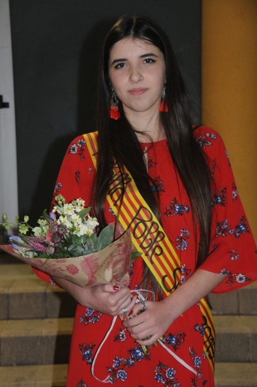 Alba Hurtado, Pubilla del Poble Sec 2019