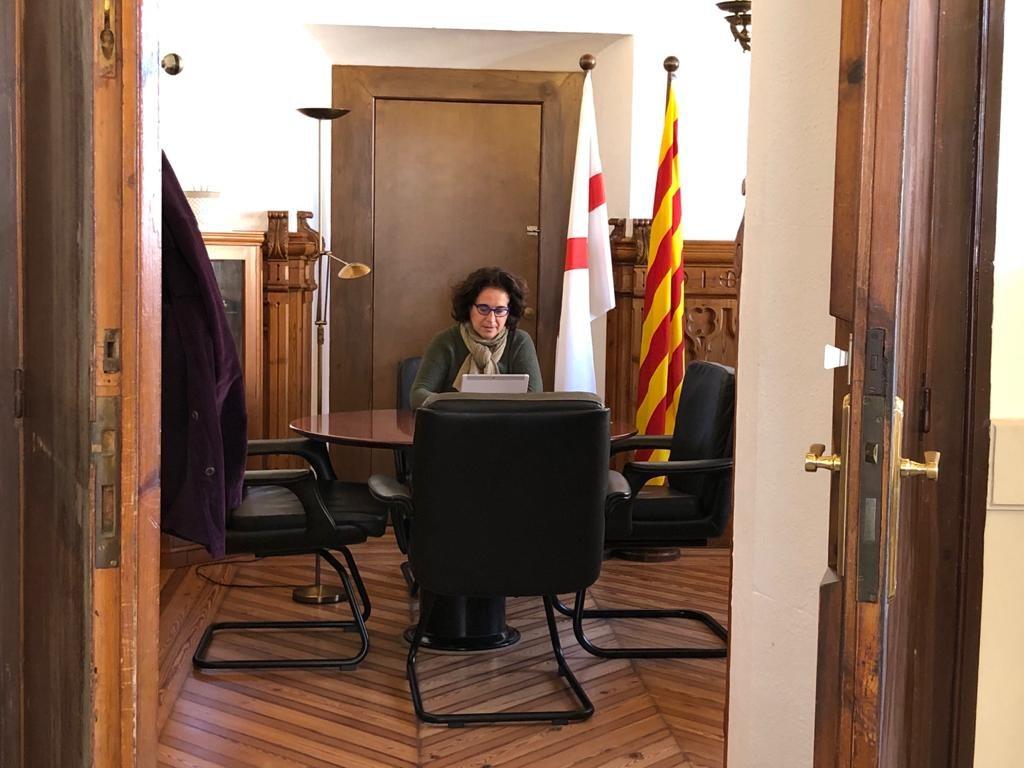 Comunicat institucional de l'Alcaldessa de Sitges