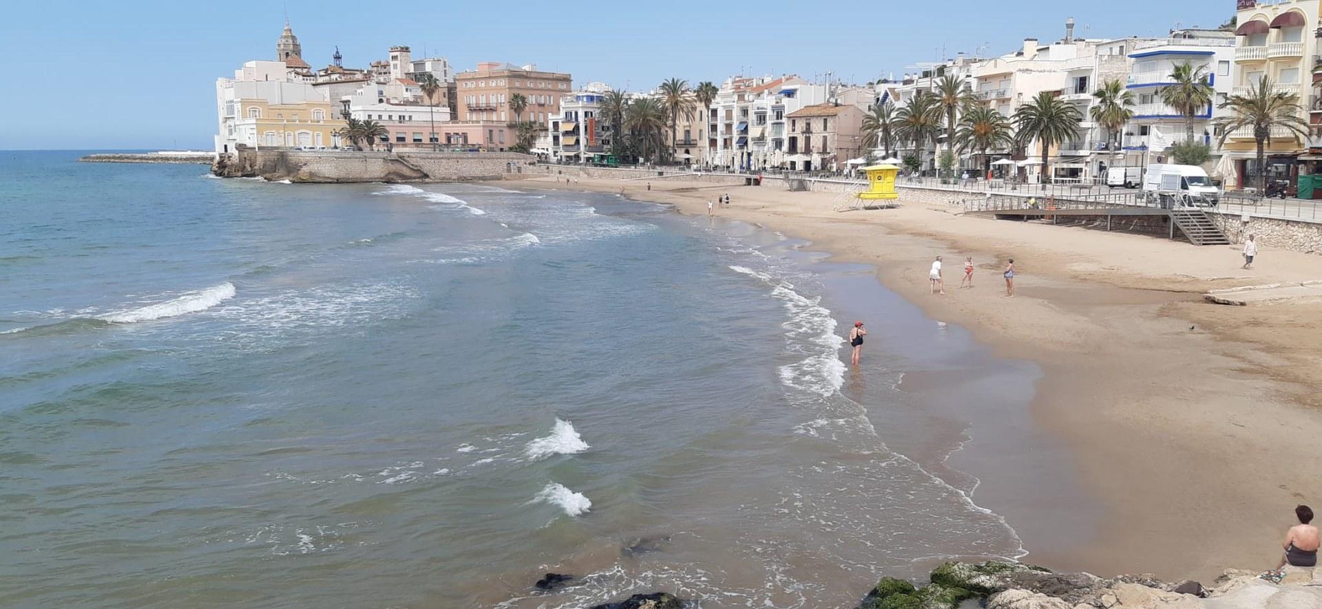 El terme municipal de Sitges, a excepció del nucli de Les Botigues, passarà a la fase 2 a partir de dilluns