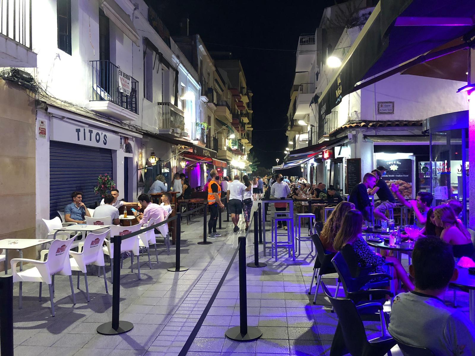 Autor de la fotografia: Associació de Bars Musicals del carrer del Pecat