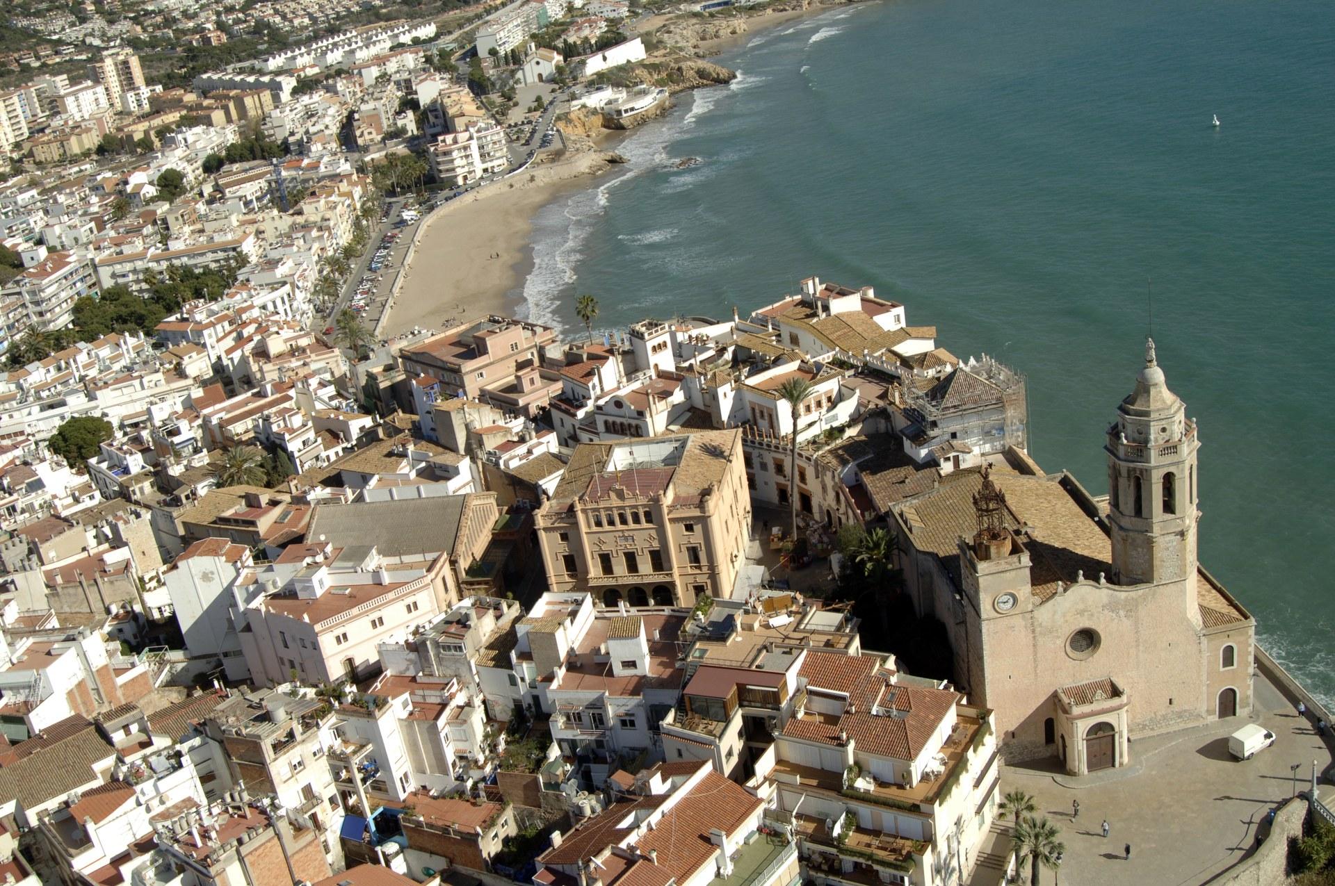 L'Ajuntament proposa les estratègies turístiques de promoció de Sitges i de captació del turisme de reunions per al 2021
