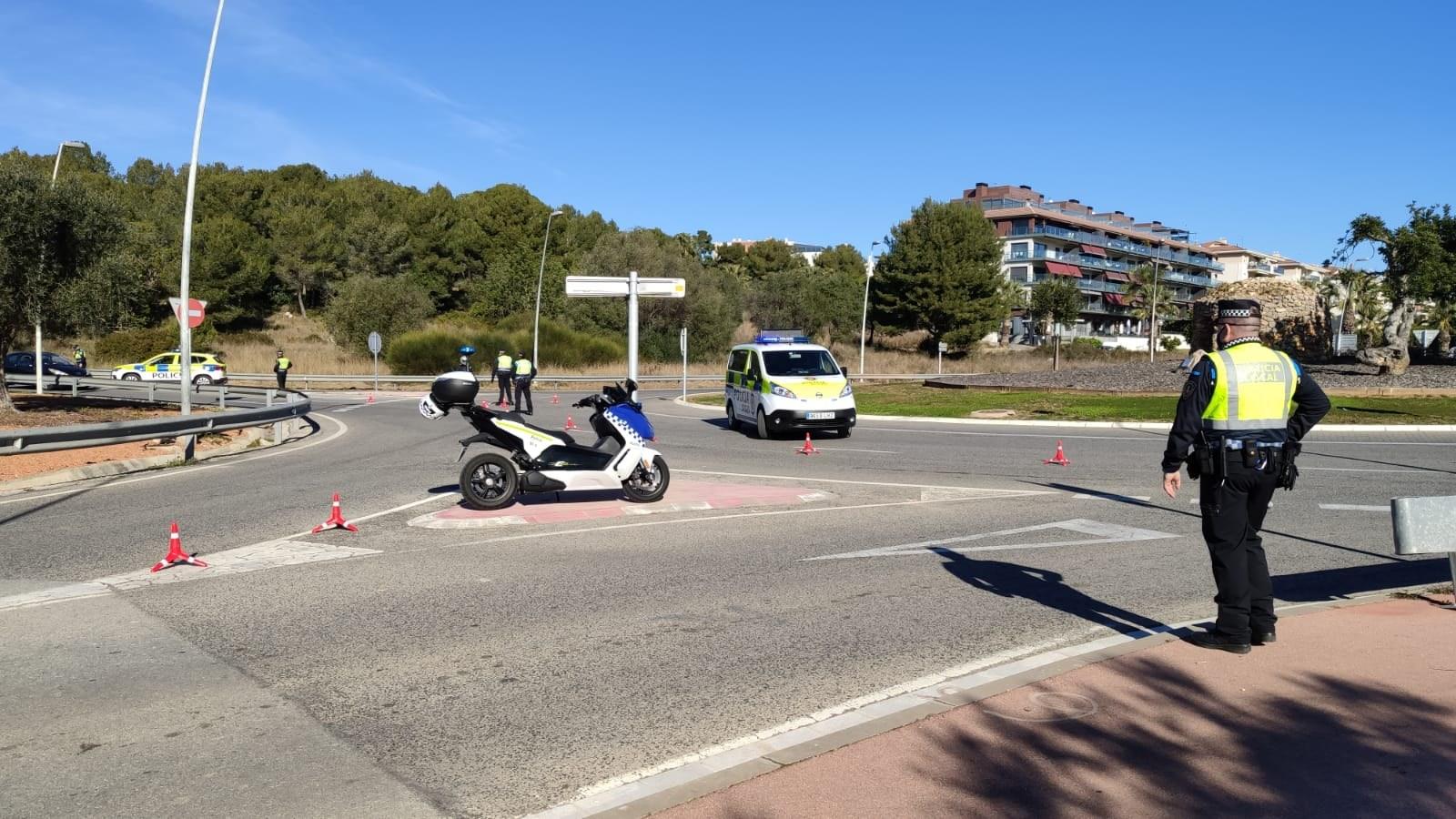 La Policia local denuncia 35 casos per incompliment de la normativa antiCOVID19
