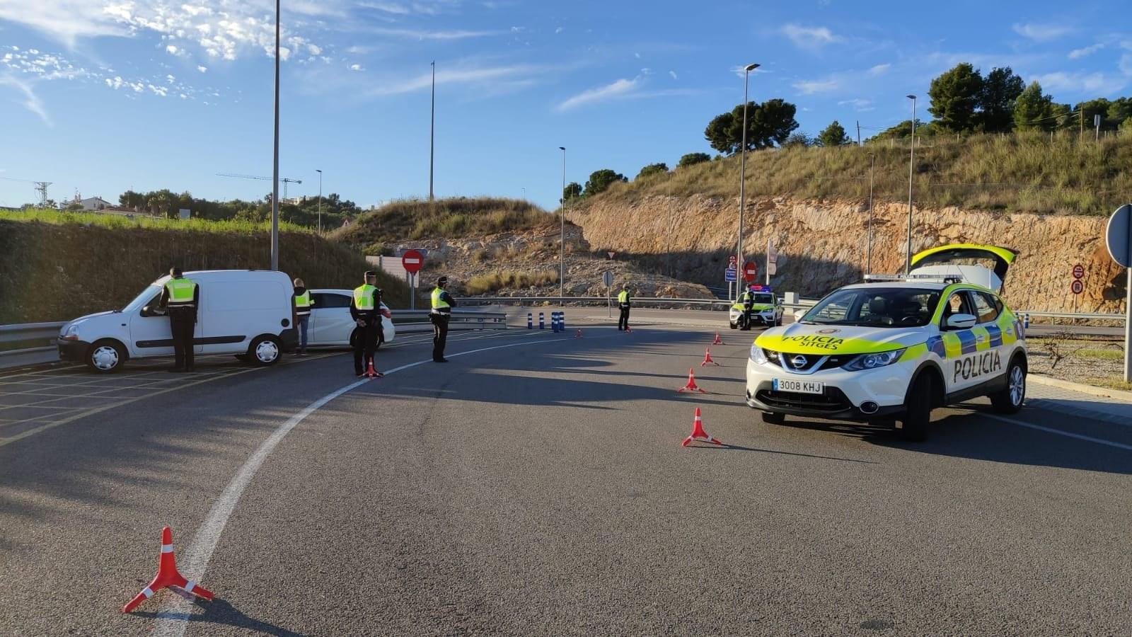 La Policia local imposa 111 sancions per incompliment de mesures anti-COVID19