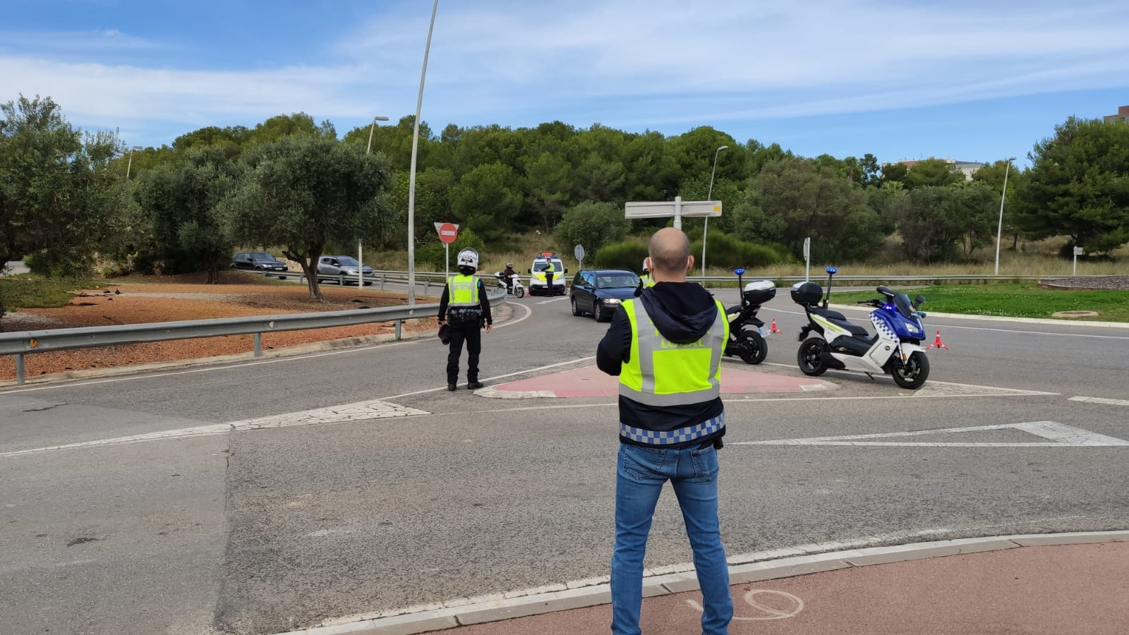 La Policia local imposa 47 sancions per incompliment de mesures anti-COVID19