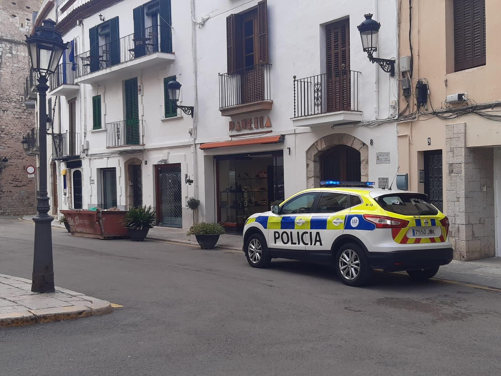 La Policia local obre diligències a una mare per deixar conduir el seu fill de 9 anys