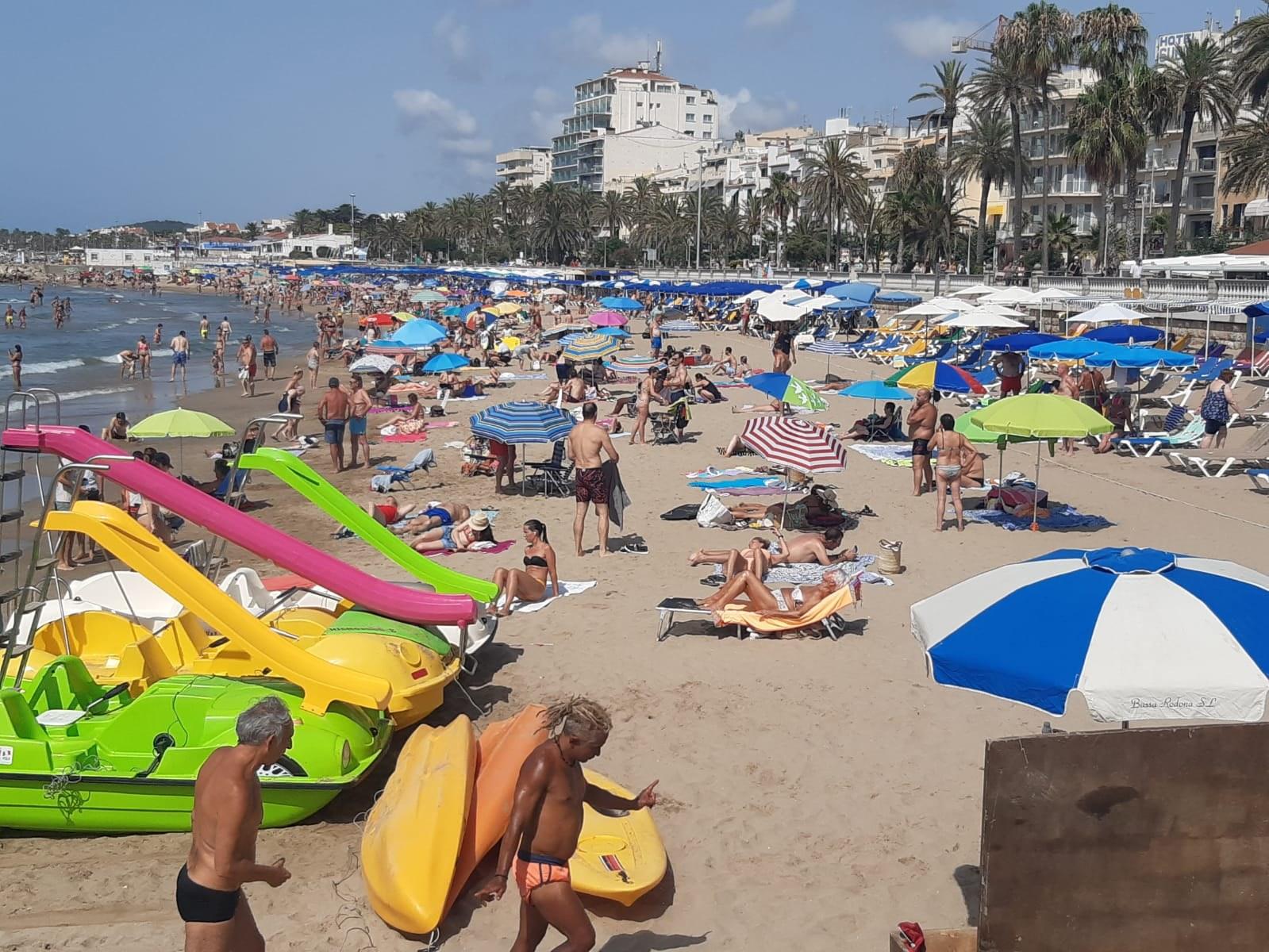 Les platges de Sitges renoven la certificació ISO 14001