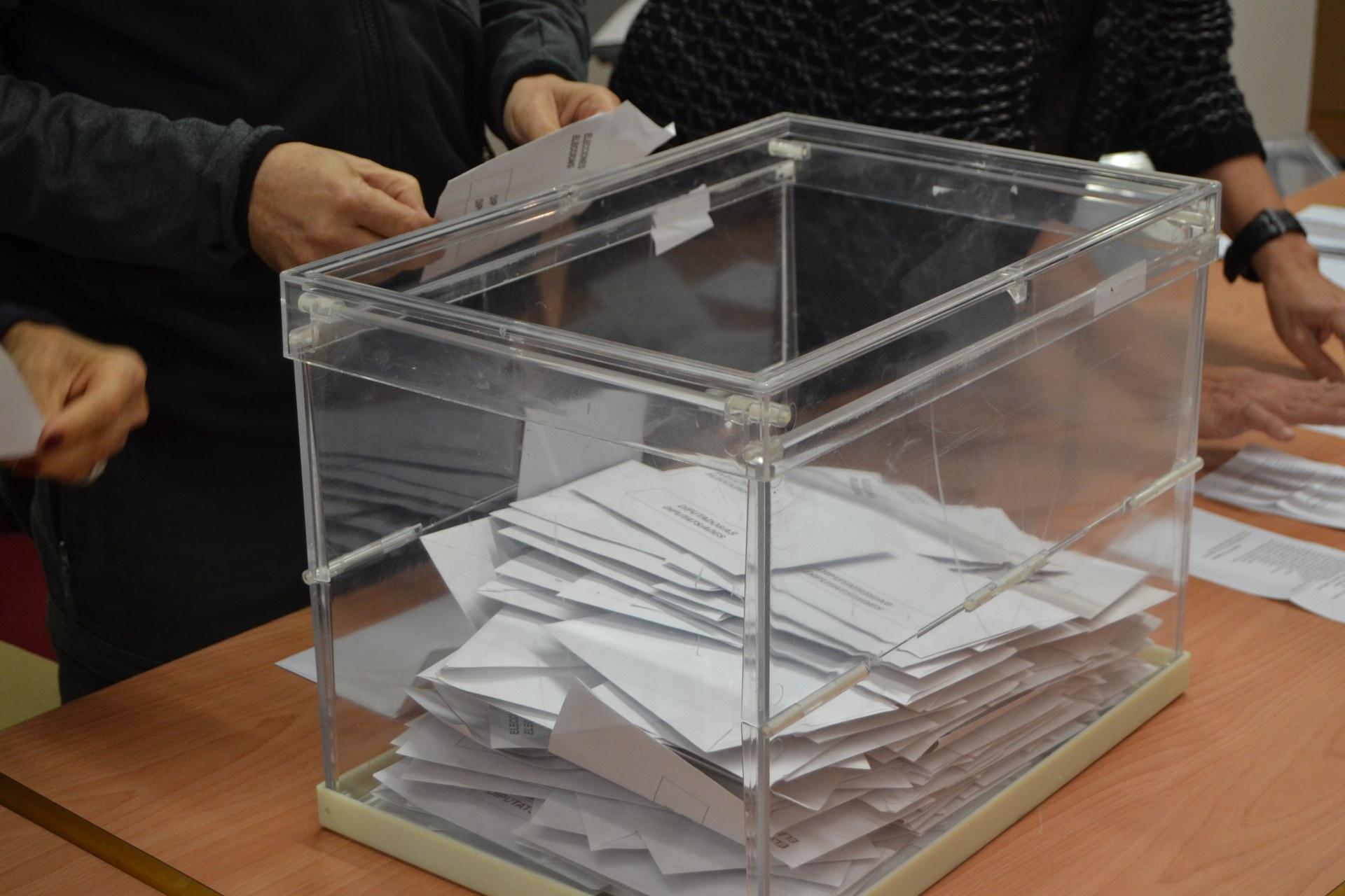La participació ha arribat a Sitges al 71'71% (13.635 electors)