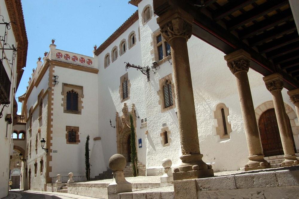 La jornada tindrà lloc de 9 a 14 hores al Palau Maricel