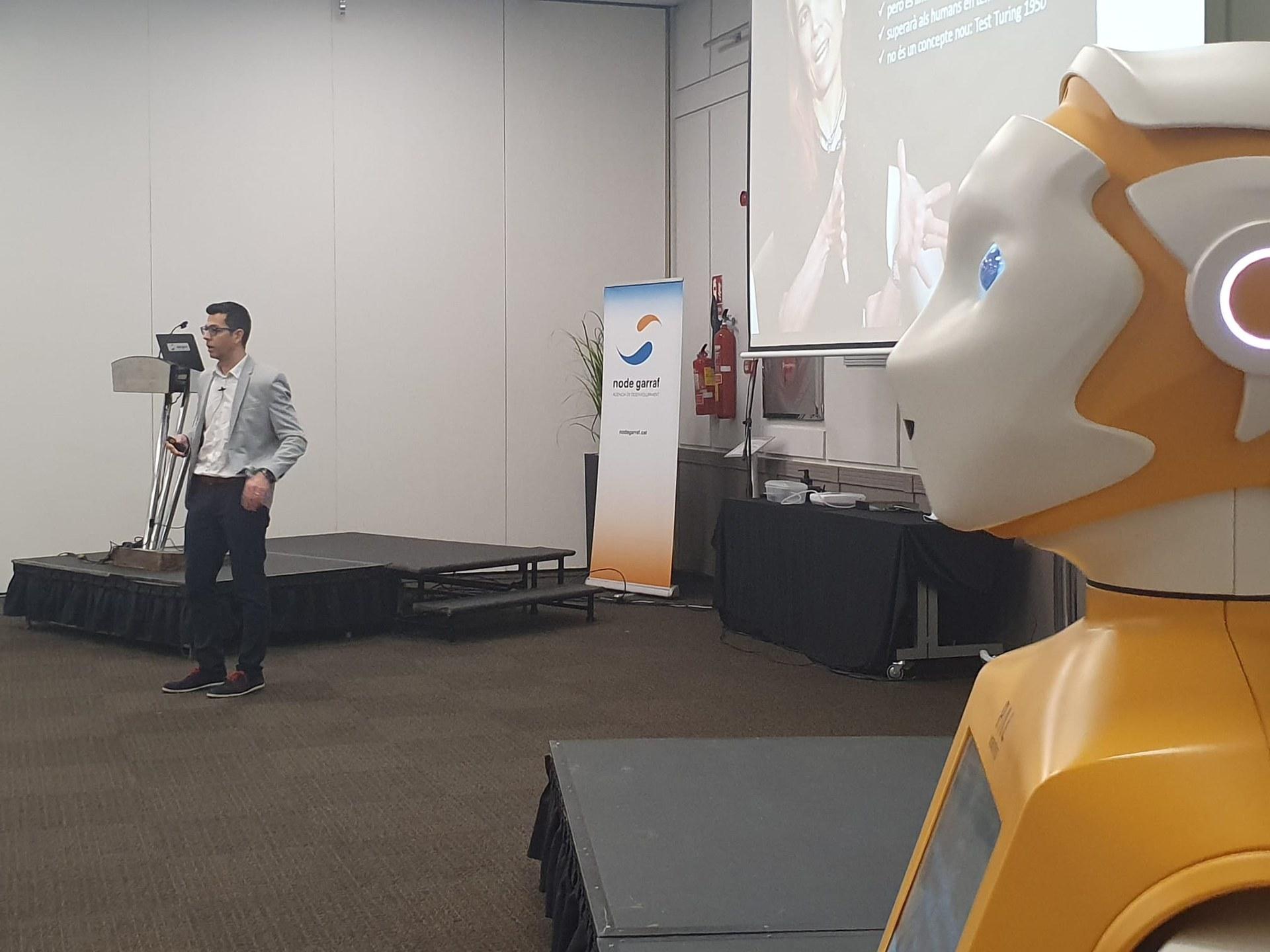 Sitges aposta per la intel·ligència artificial com a motor econòmic i de progrés en l'àmbit turístic