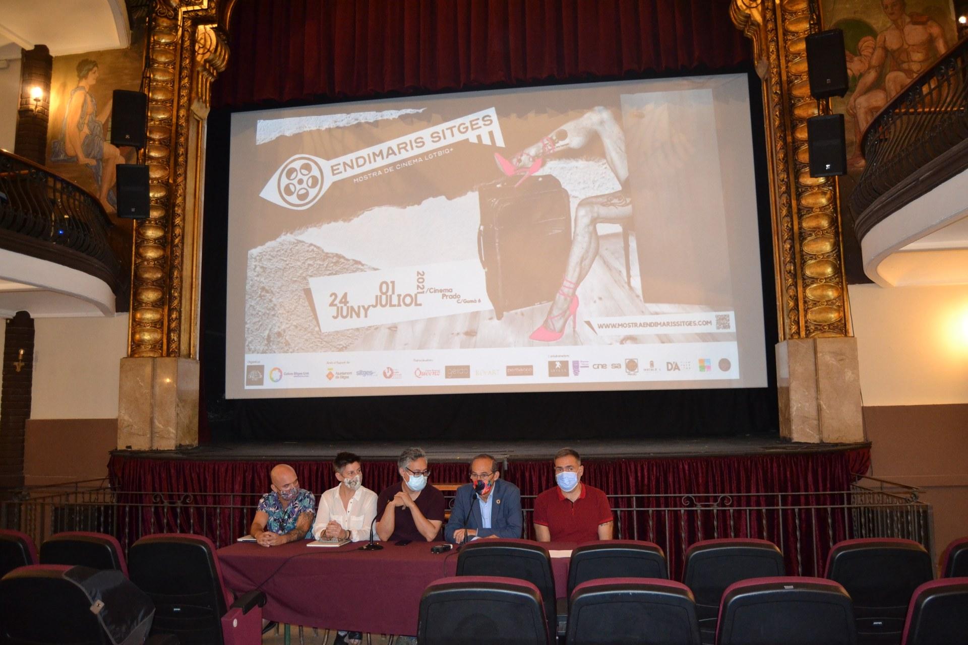 Sitges presenta Endimaris, un nou esdeveniment cinematogràfic LGTBIQ+