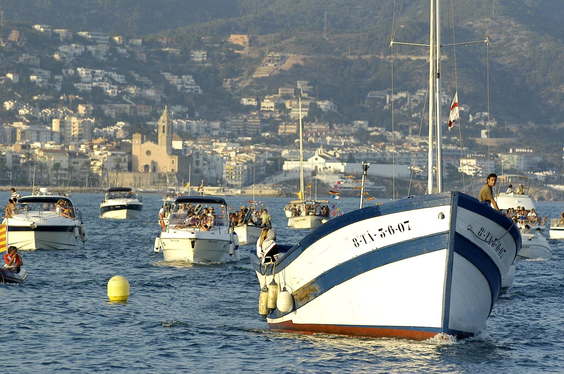 Sitges conserva una de les confraries de pescadors més antigues que es mantenen a l'actualitat