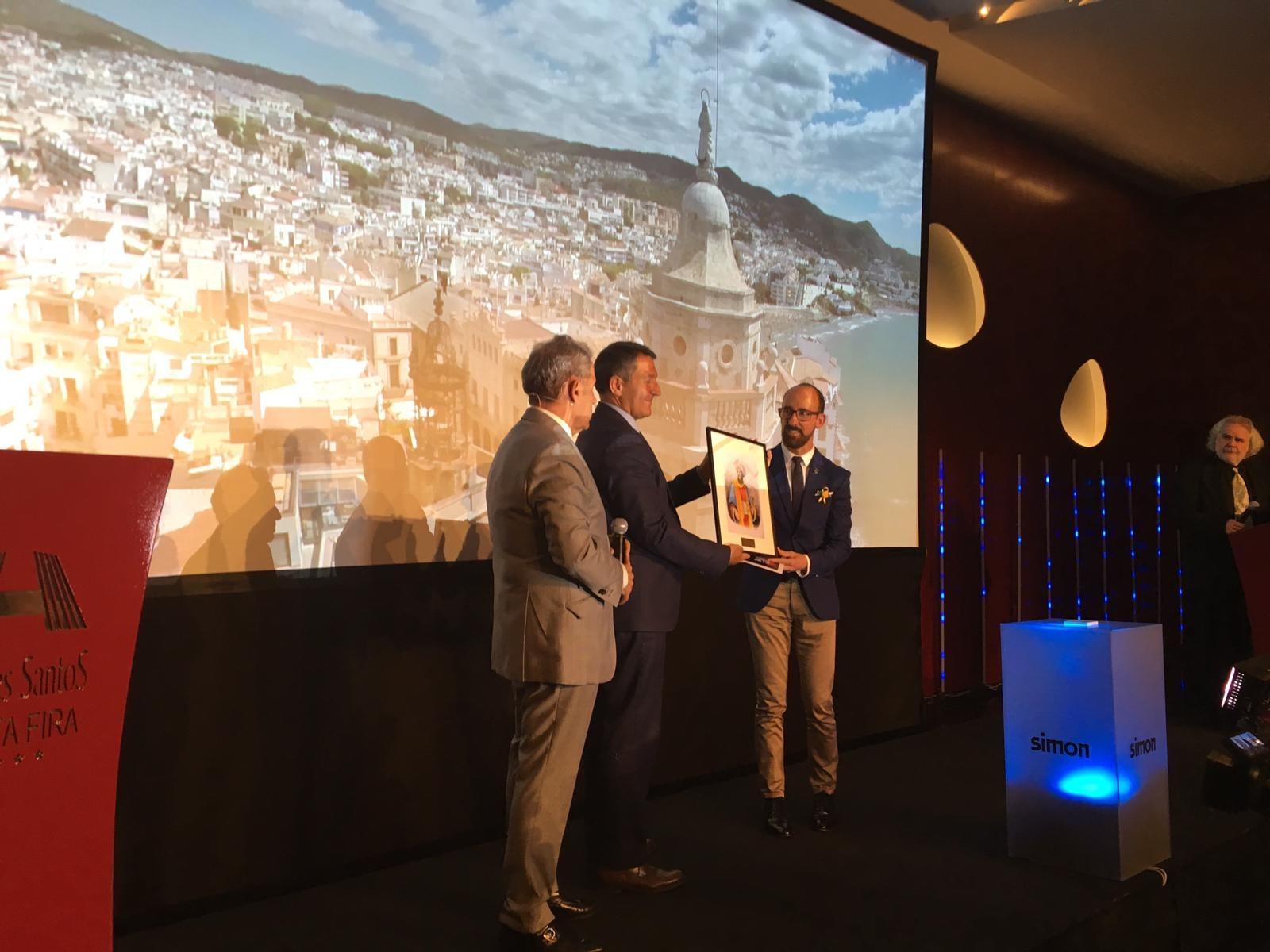 Sitges rep el premi a la millor destinació sostenible