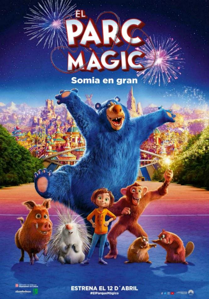 Cinema: 'El parc màgic'
