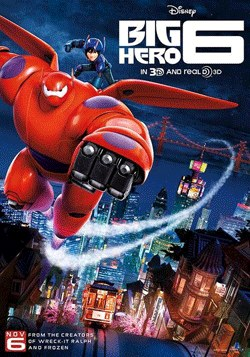 Big Hero 6 (Castellà)