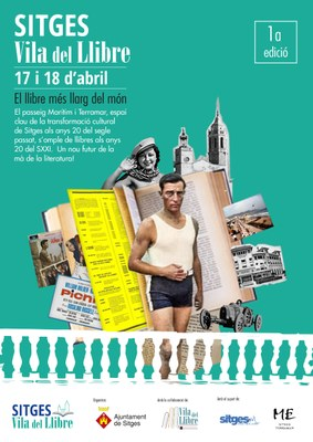 Cicle Sitges - Acte d'inauguració del festival literar...