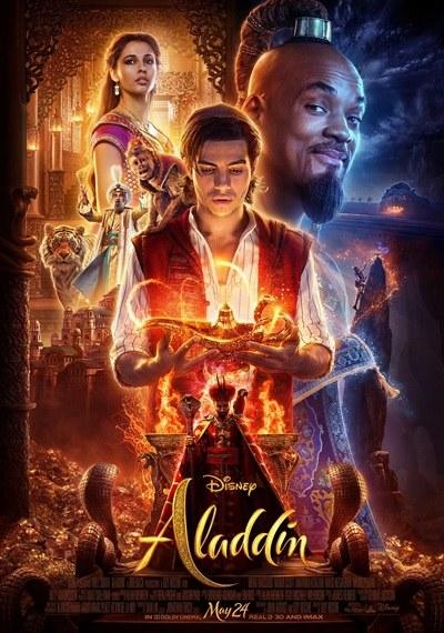 Cinema: 'Aladdin'