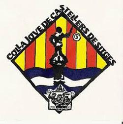 Colla Jove de Castellers de Sitges 'Actuació de Sant Jordi'