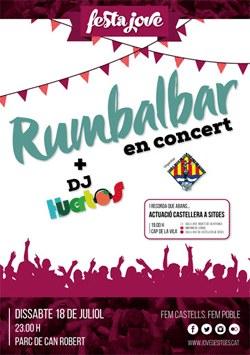 Concert amb el grup Rumbalbar