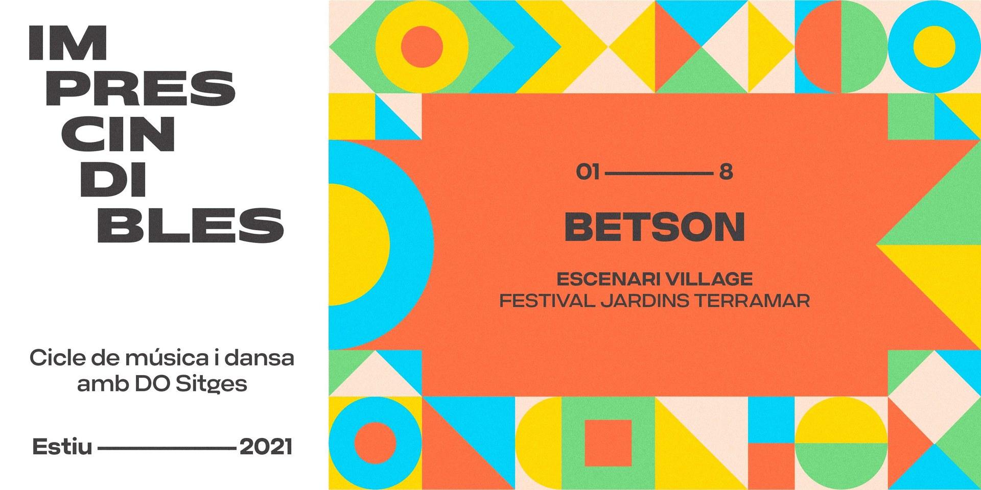 Concert de Betson