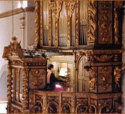 Concert de cant i orgue
