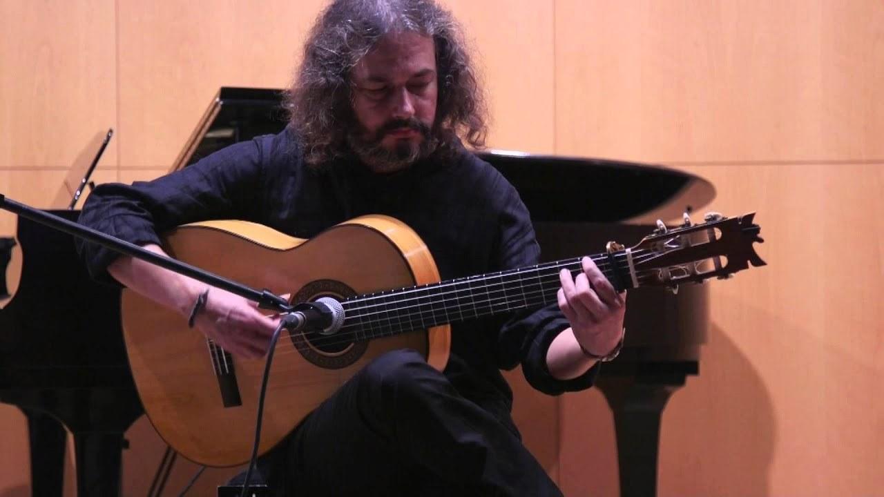 Concert de Javier Gavara -Tribut a Paco de Lucía