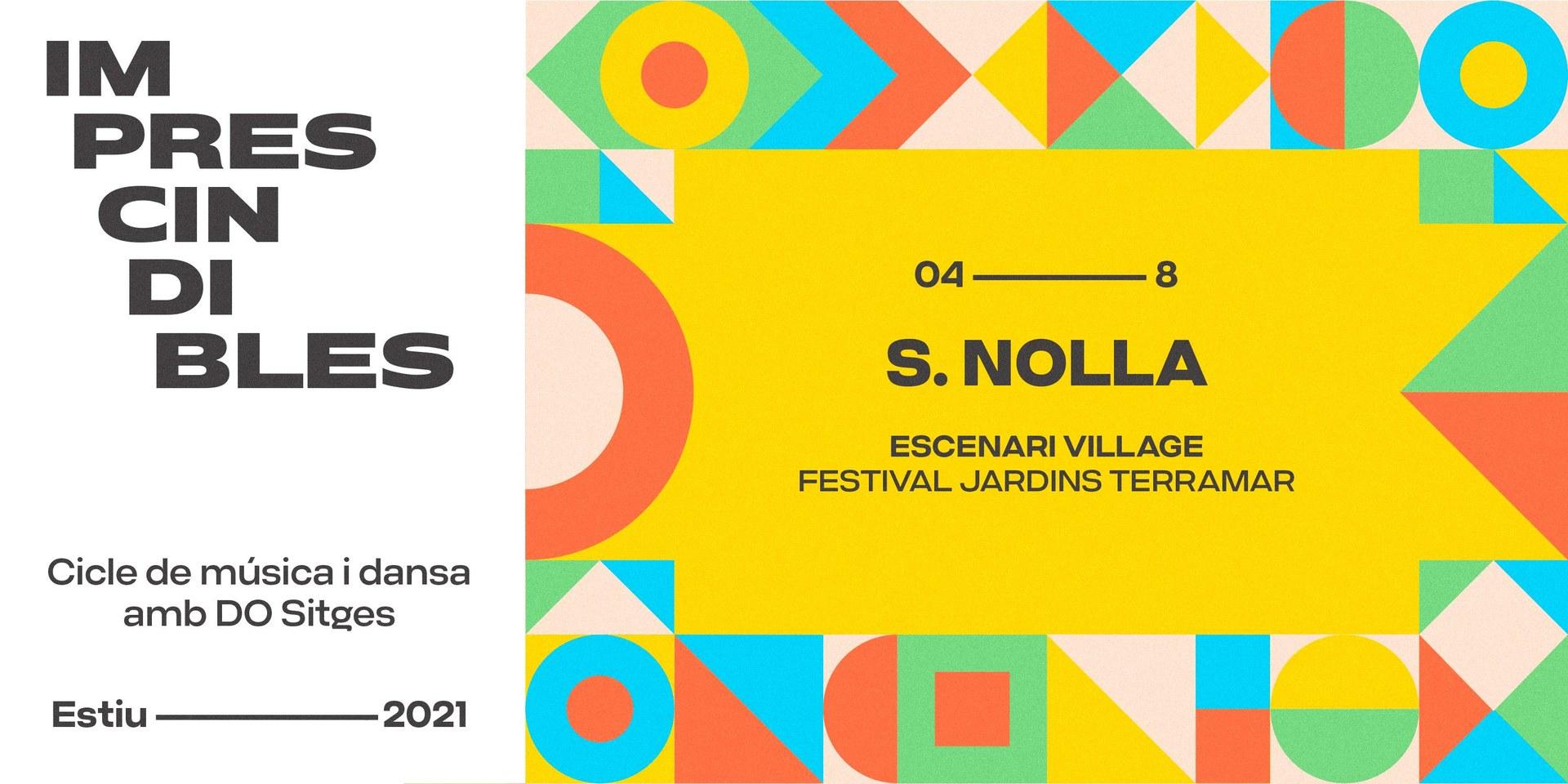 Concert del DJ S. Nolla