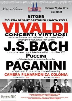 Concert Virtuosi de Música Clàssica