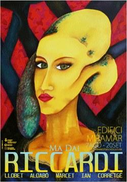 Exposició ''Ma Dai'' de Manuel Riccardi