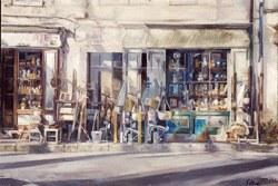 Exposició antològica de Francesc Sillué