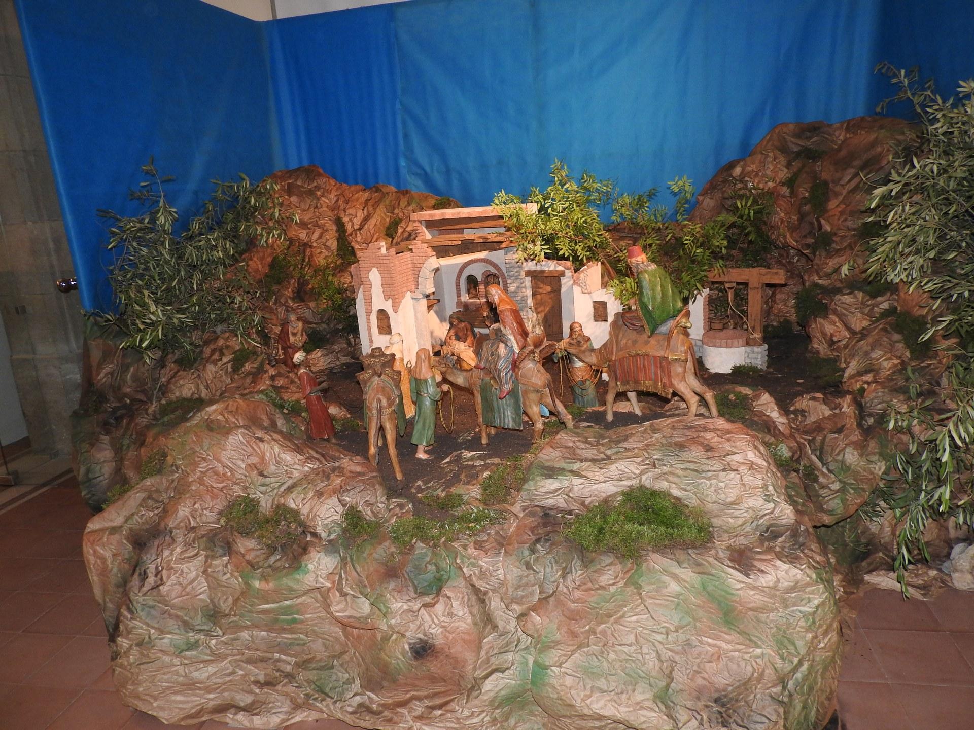 Exposició del Pessebre de Manel Muns i Ferreres