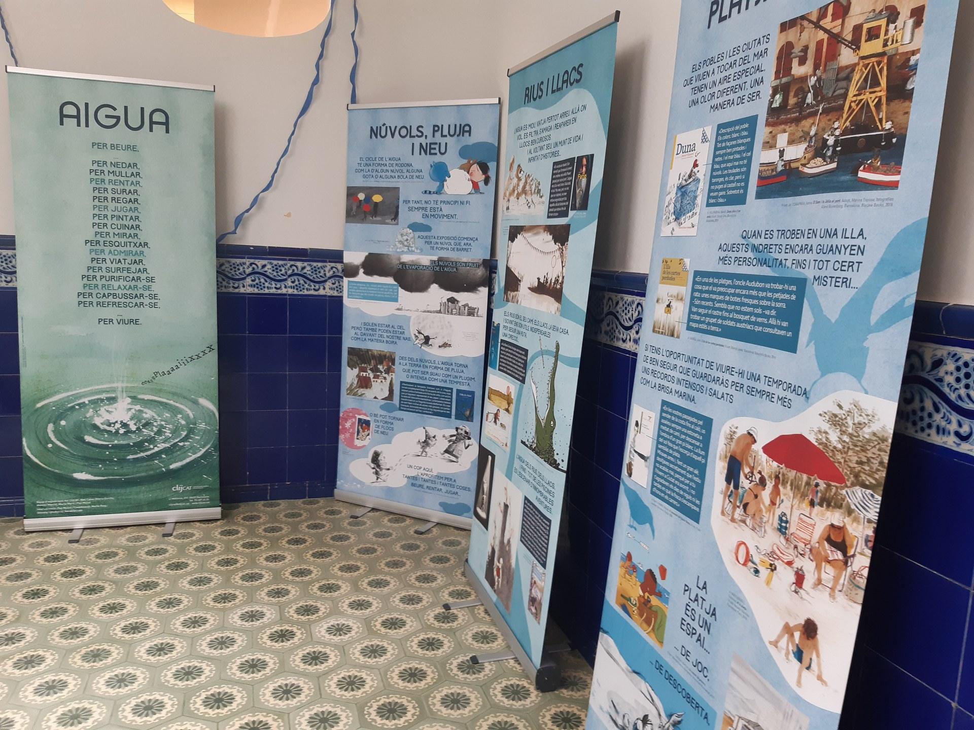 Exposició 'L'Aigua'