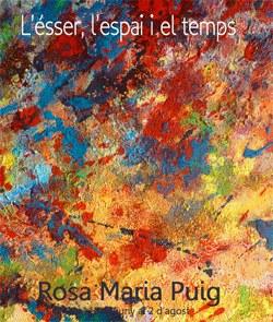 Exposició ''L'ésser, l'espai i el temps''