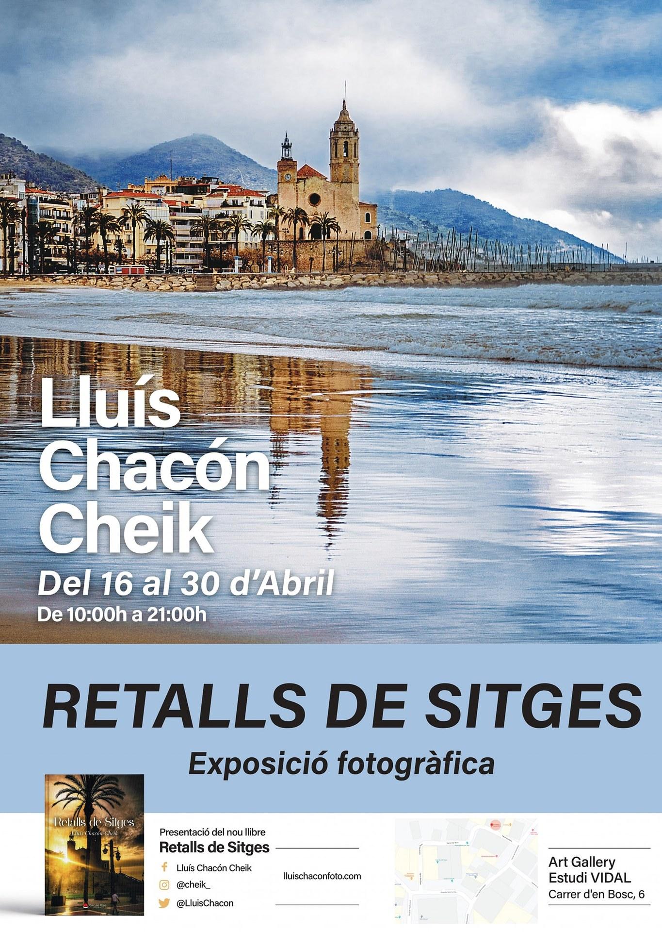 Exposició 'Retalls de Sitges'