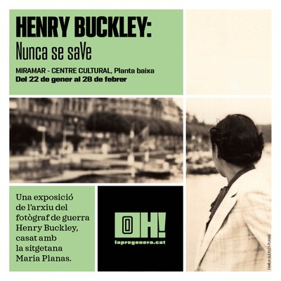 Henry Buckley: Nunca se saVe