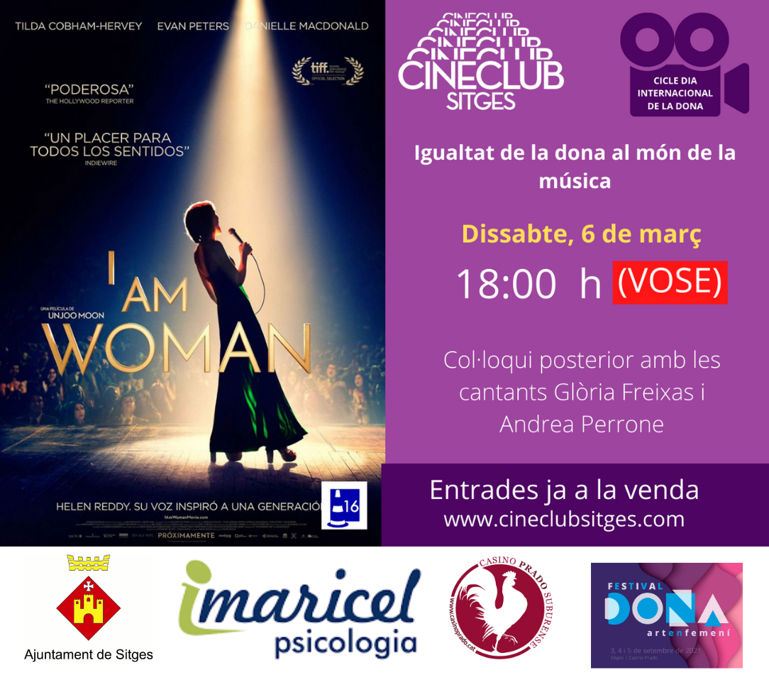 'I am Woman'